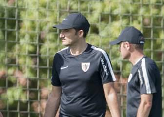 """Valverde: """"Tenemos que sumar ya, vamos obligados a Riazor"""""""