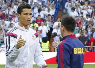 Los nuevos retos de Cristiano que no alcanzará este año Messi