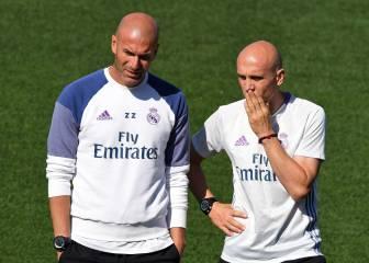 Las 4 variantes de Zidane para suplir a Marcelo y Casemiro