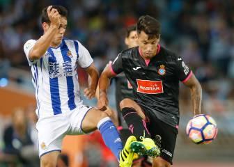 Un golazo de Willian José rescata un punto en Anoeta