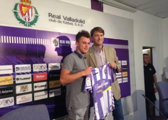 Drazic fue presentado y viajó con el equipo a Tenerife