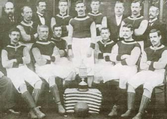 Robo de la FA Cup, el viejo «Little Tin Idol» (1895)