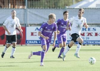 Odegaard se luce en la dura batalla de Gernika