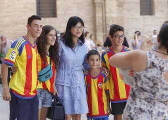El Valencia argumentará 'usura' en su recurso a la CE