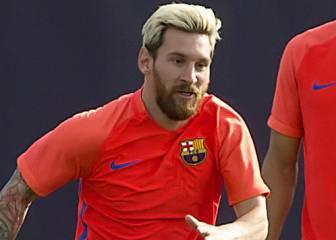 Messi e Iniesta están en la lista, se caen Piqué y Sergi Roberto