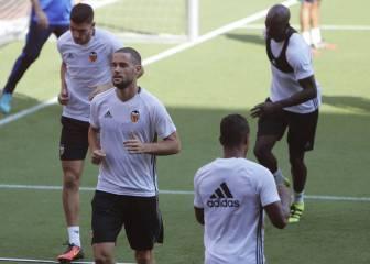 Diego Alves vuelve a la lista de convocados; Jaume, fuera
