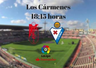 Granada 1 - 2 Eibar: resumen, resultado y goles