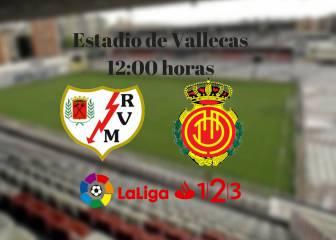 Rayo vs Mallorca: resumen, goles y resultado