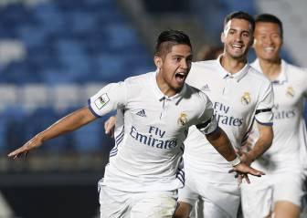 El Madrid, a por la Youth League: inscribe a Sergio Díaz