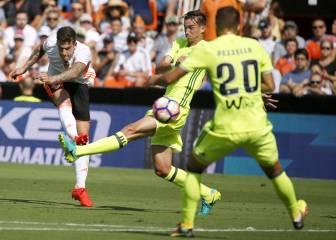 Rubén Castro dispara todas las alarmas en el Valencia