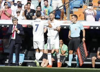 Zidane confía en la plantilla: utilizó a 21 de sus 24 jugadores