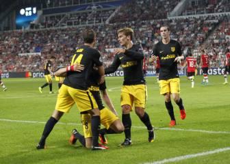 PSV 0 - 1 Atlético de Madrid : resumen, resultado y goles