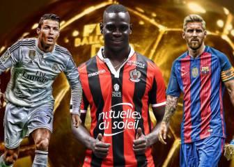 A Cristiano y Messi les sale un competidor por el Balón de Oro