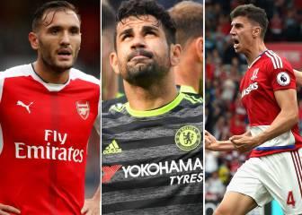 24 españoles con minutos en la vuelta a la Premier League