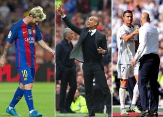Diez conclusiones tras la jornada del fútbol en Europa