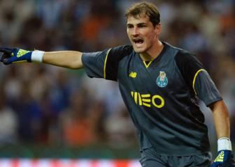 Casillas hace su 11 histórico del Oporto: ni Falcao, ni Pepe...