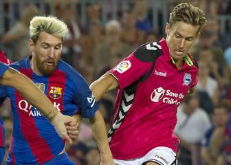 Marcos Llorente se graduó en la victoria del Camp Nou