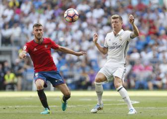 Análisis: Toni Kroos recupera menos balones que Casemiro