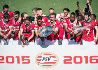Casi 400 millones de euros separan a Atlético y PSV