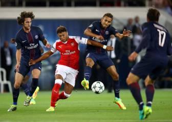 El PSG perdona al Arsenal y se deja dos puntos en su estreno
