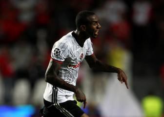 Talisca se venga del Benfica