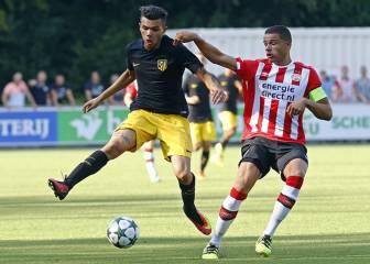 El Atlético arranca la Youth League con juego y sin gol