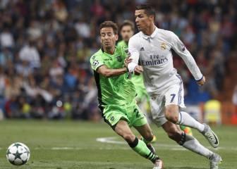Real Madrid 2 - 1 Sporting Lisboa: resumen, resultado y goles