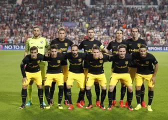 Uno a uno del Atlético: Saúl decisivo y Oblak salvador