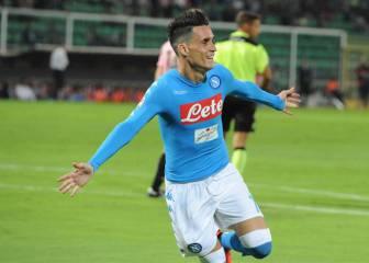 En Italia ven a Callejón como el nuevo Higuaín: 4 goles en liga