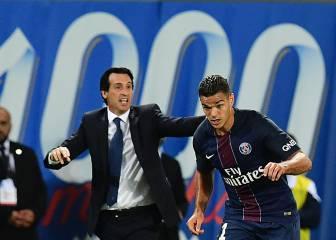 Otro lío de Emery: no convoca a Ben Arfa para el PSG-Arsenal