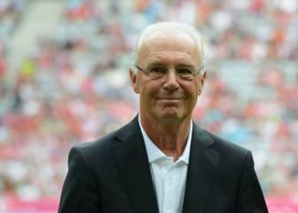 Beckenbauer: 5,5 millones por su cargo en el Mundial 2006