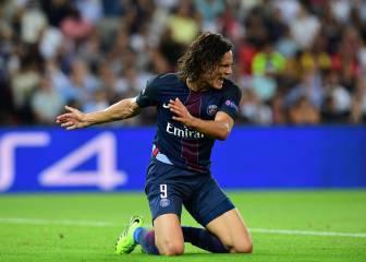 Francia clama contra Cavani y Jesé no juega ni un minuto