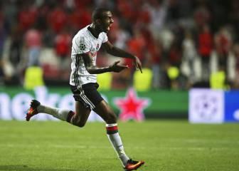 Talisca forma un lío en Portugal tras marcar a 'su Benfica'