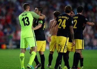 El Atlético sale reforzado de Eindhoven por cinco razones