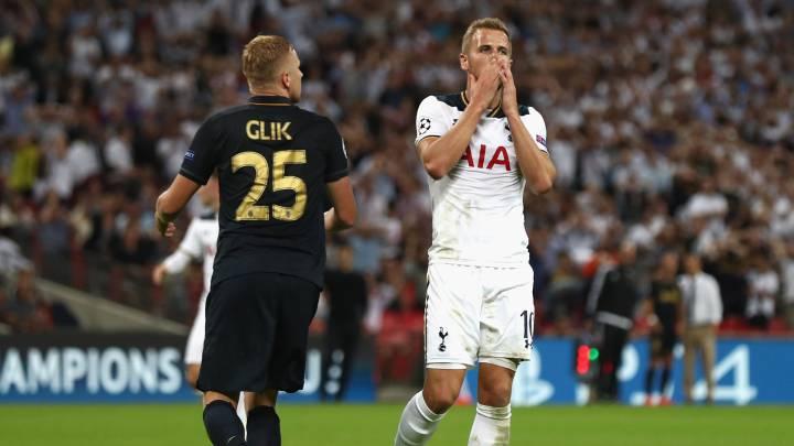 El orden del Mónaco pudo con la verticalidad del Tottenham