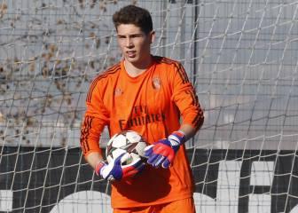 El minuto 93 da la espalda al Real Madrid Juvenil de Guti