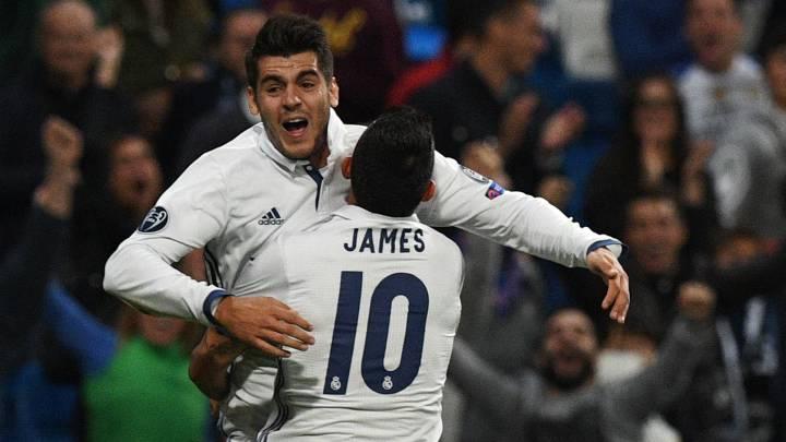 Sólo el Madrid gana así