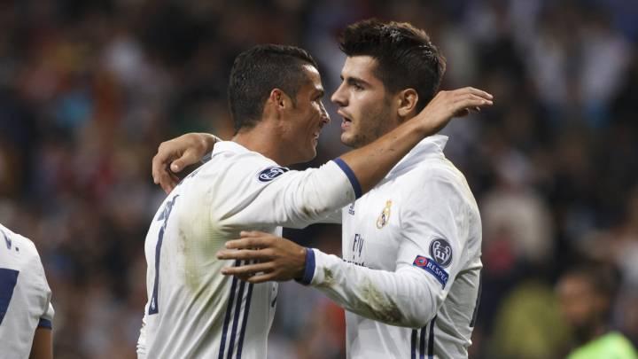 """Morata: """"Esto es el Madrid y en este club pasan estas cosas"""""""