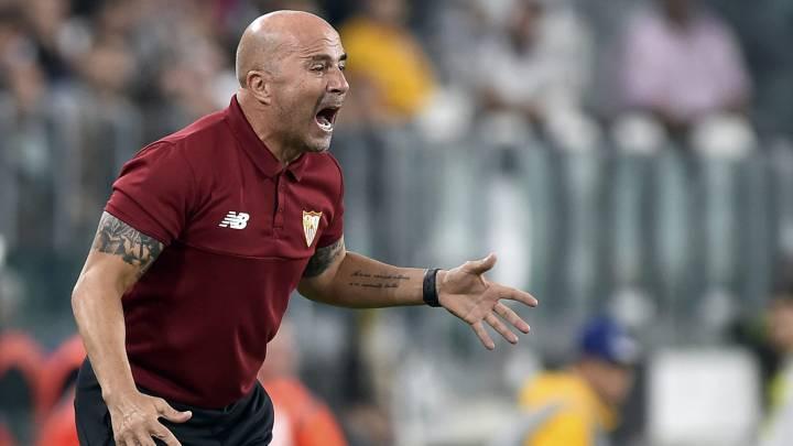 """Sampaoli: """"La diferencia con la Juve se achicó"""""""