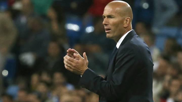 """Zidane: """"Hemos creído hasta el final y no bajamos los brazos"""""""