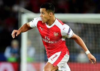 Alexis no incluye a Cristiano en su once ideal de la historia