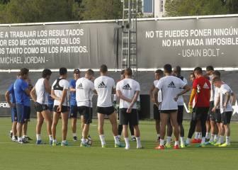 Ayestarán se citó con sus capitanes: Enzo y Parejo