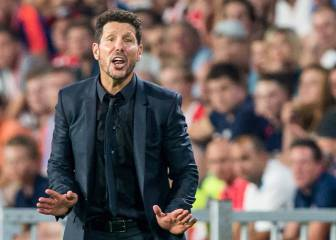 Diego Simeone reduces his contract from 2020 to 2018