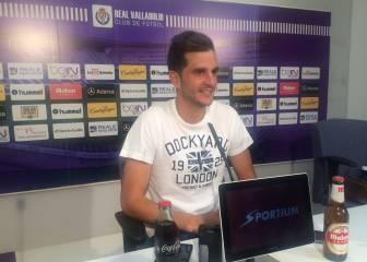 Villar, dispuesto a debutar y a negociar su renovación