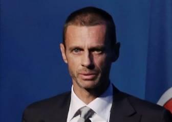 Ceferin gana a Van Praag y es el nuevo presidente de la UEFA