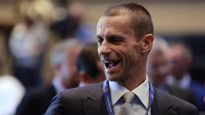 Así es Aleksander Ceferin, el nuevo presidente de la UEFA