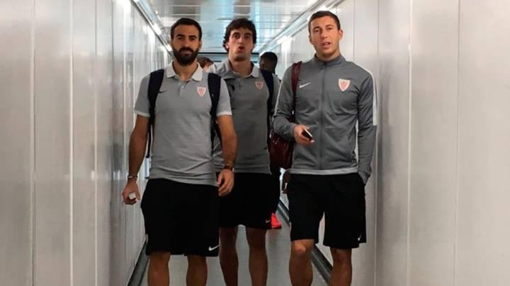 Valverde descarta a Eraso y Rico para el debut ante el Sassuolo