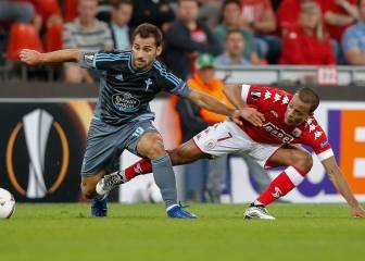 Standard 1 - 1 Celta : resumen, resultado y goles del partido