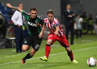 Sassuolo 3 - 0 Athletic: resumen, resultado y goles del partido