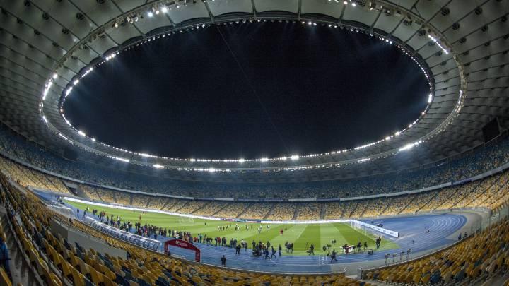 El Olímpico de Kiev acogerá la final de Champions de 2018